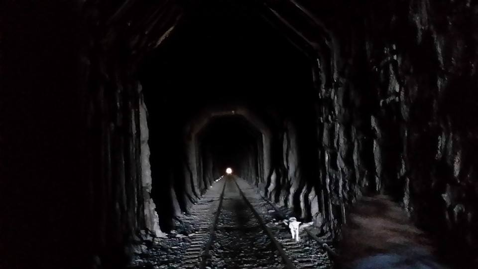 Tunnel 13 & Abandoned  Siskiyou Station