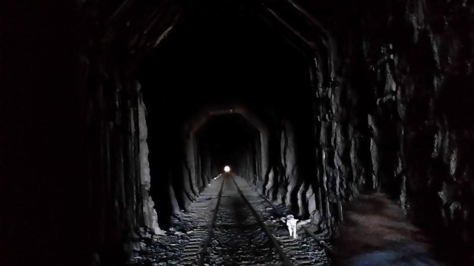 Tunnel 13 & Abandoned  Siskiyou Station