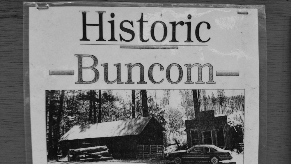 Historic Buncom, Oregon