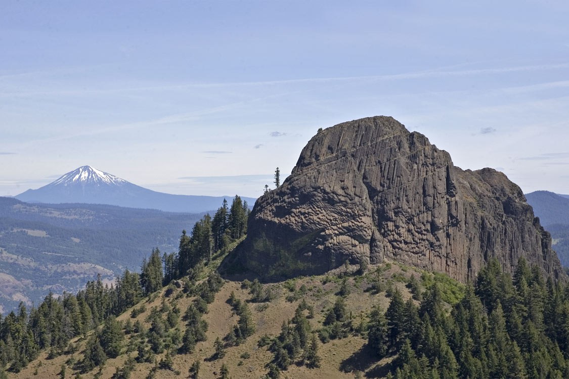Pilot Rock - BLM - Cascade-Siskiyou National Monument