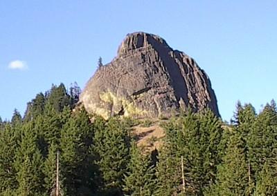 Pilot Rock Close up