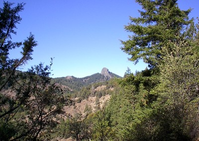 Pilot Rock - Southern Oregon