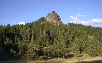 Pilot Rock Southern Oregon