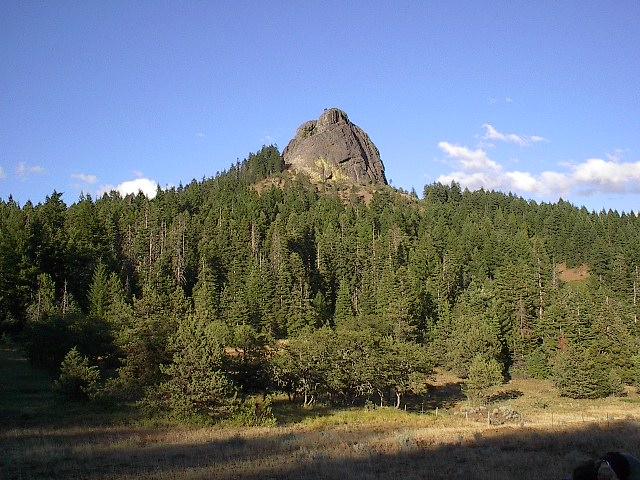 Standing Stone - Ashland, Oregon